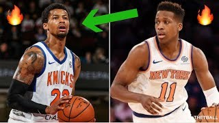 Breaking Down How Trey Burke Fits With the New York Knicks | Dynamic Duo With Frank Ntilikina?