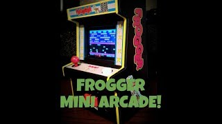 *NEW 2017* Basic Fun's FROGGER Mini Arcade Game Review!