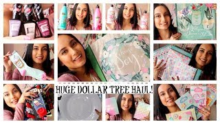 GINORMOUS DOLLAR TREE HAUL | AMAZING NEW FINDS I AM SPEECHLESS!!!