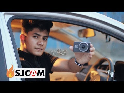 SJ DASH CAM l Must For Indian Drivers l Unboxing, Sample Videos, Installation, Uses