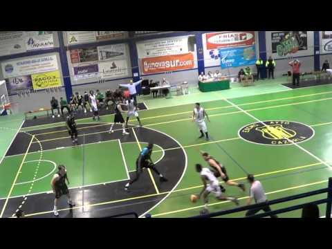 Sean Hill Jr. Official GBP Badajoz Highlight Tape