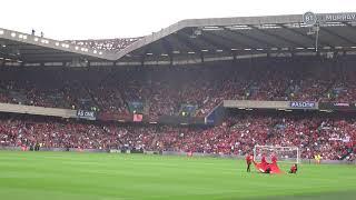 Jamie Webster BT Murray Field Liverpool V Napoli Allez Allez Allez