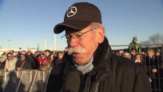 Motorsport meets Sindelfingen 2016 - Interviews with Dr. Dieter Zetsche | AutoMotoTV