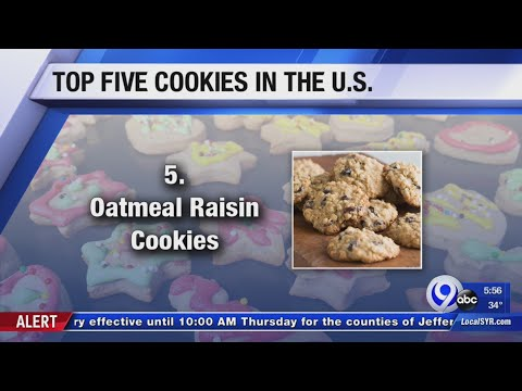 Justin The Web Guy - What Is America's Favorite Cookie? Well, We Have The Answer!