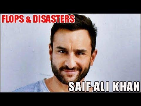 Saif Ali Khan Flop Films List : Biggest Bollywood Flops ...