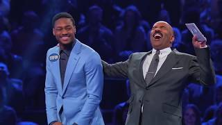 Stefon Diggs x Celebrity Family Feud