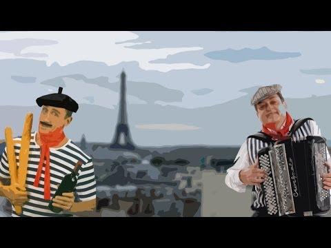 Jack Volpe - J'adore La France (T.R.I.P. Episode 8)