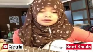 KEREN!!! Marya Isma Nyanyi lagu sendiri TUHAN JAGAKAN DIA Rose | King Of Smule | King Of Smule