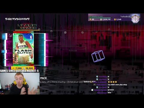 I FOUND A *NEW* WAY OF GETTING INTO THE GLITCHED MARKET WITHOUT PLAYING GAMES! NBA 2K21 MYTEAM |