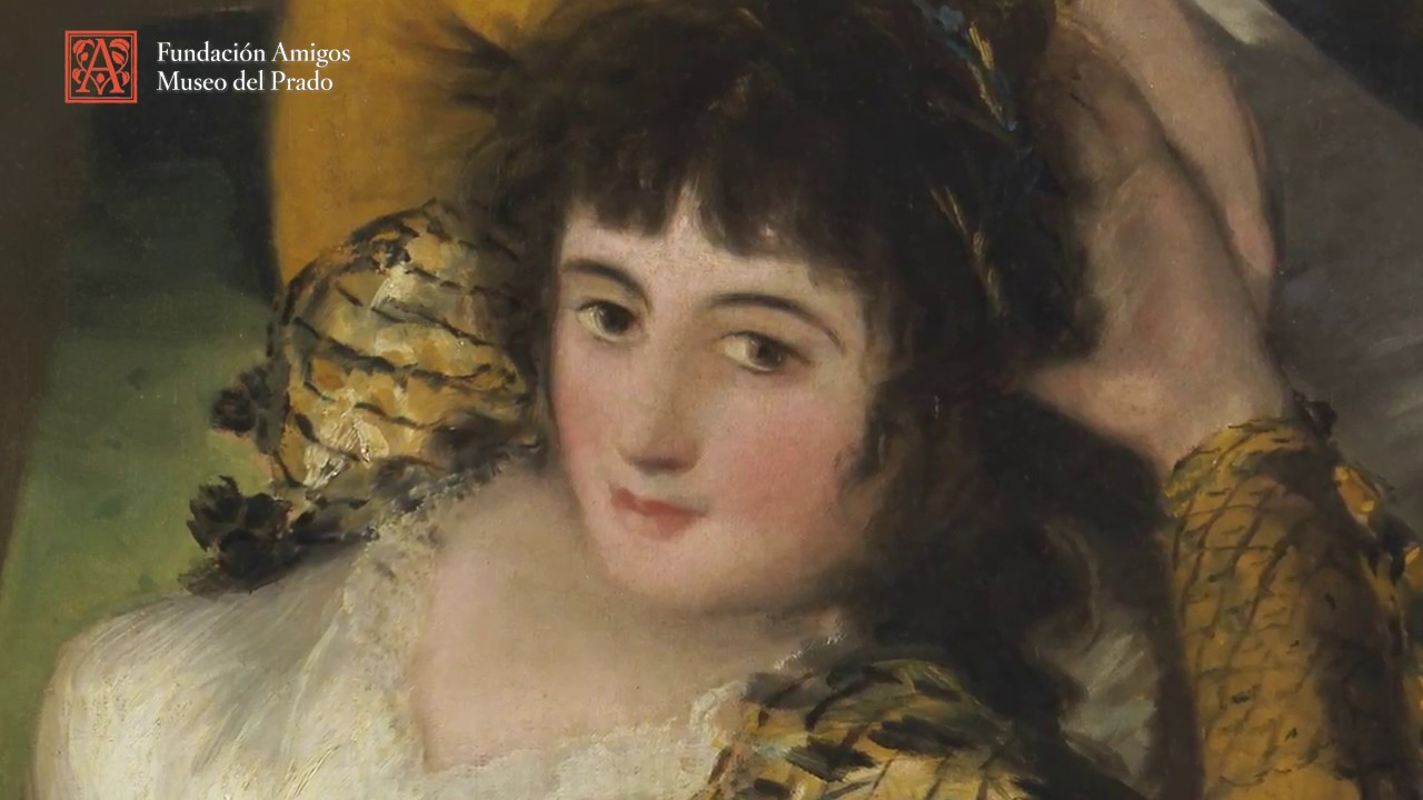 Manuela Mena Francisco De Goya Y Lucientes La Maja Desnuda Y La Maja Vestida