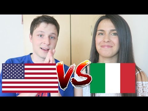 LANGUAGE CHALLENGE (ENGLISH VS. ITALIAN)