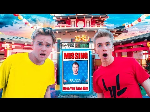 PAPA JAKE IS MISSING!! The Game Master...