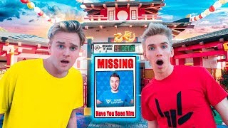PAPA JAKE IS MISSING!! The Game Master Challenge With Stephen Sharer (LEGO Ninjago Ninja Training)