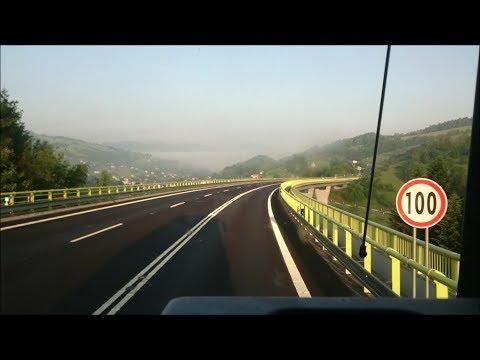 """Nowo otwarta ,,Autostrada"""" D3 (Słowacja)"""