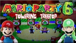 The Bear Show Gaming: Mario Party 6 - Towering Treetop