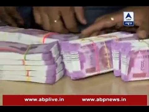 Police seize Rs 2000 notes worth crores across several cities
