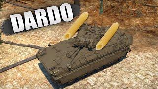БЫСТРЫЙ ОБЗОР DARDO | War Thunder