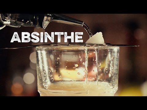 Absinthe  How to Drink