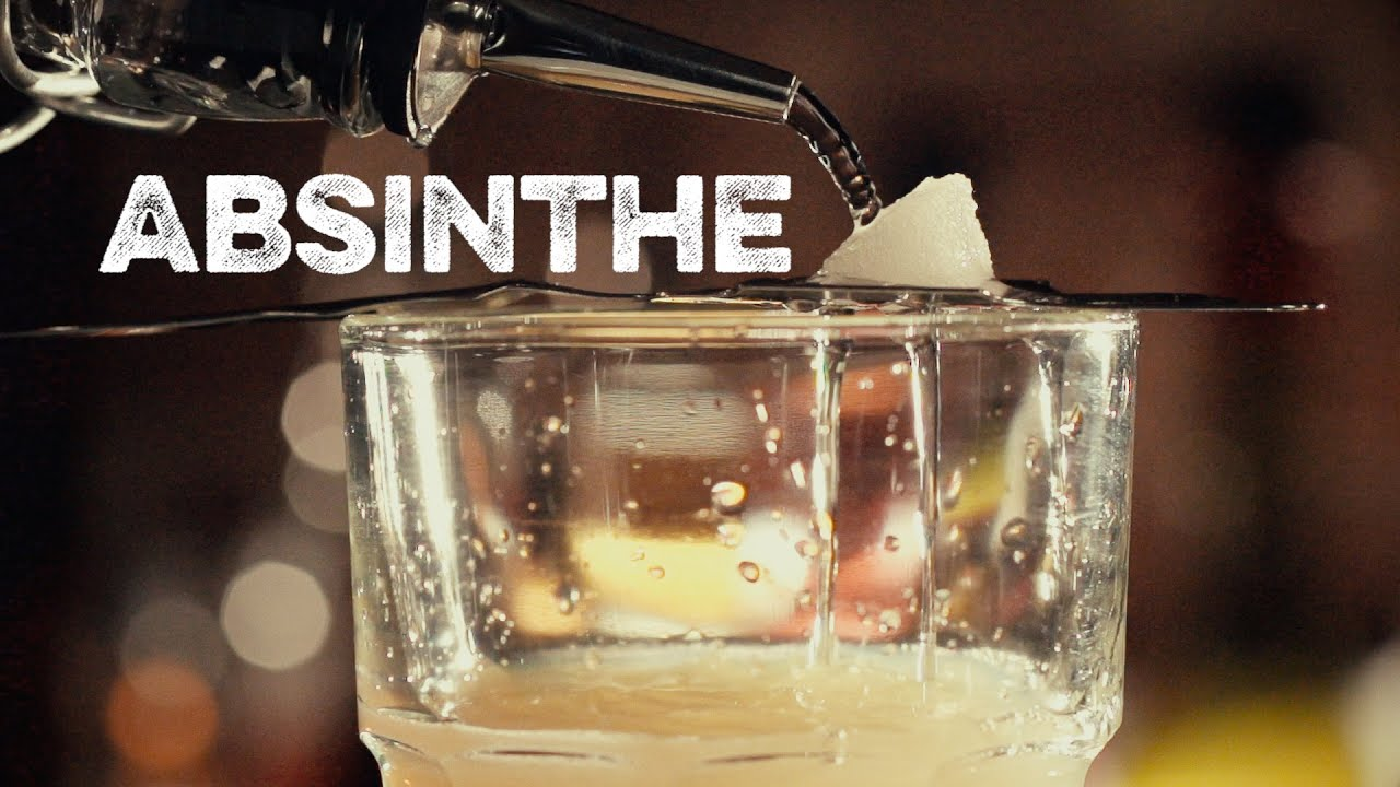 How to drink absinthe How to drink green absinthe 55 degrees with sugar 21