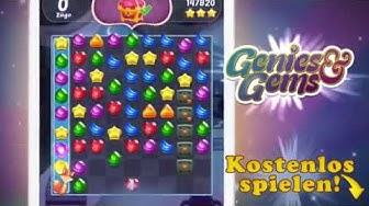 Genius Games & Gems - Den Juwelen auf der Spur!