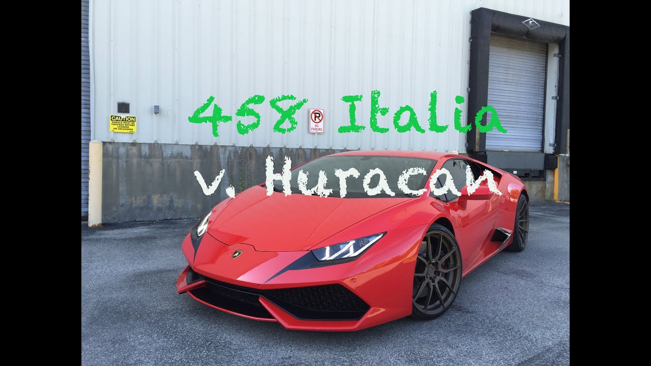 used spyder usa huracan in price lamborghini of review