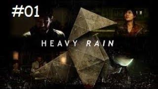 Um arquiteto em altas confusões - Heavy Rain #01