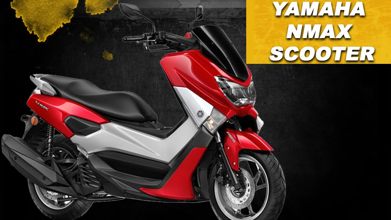 yamaha nmax 155cc scooter 2015 review youtube. Black Bedroom Furniture Sets. Home Design Ideas