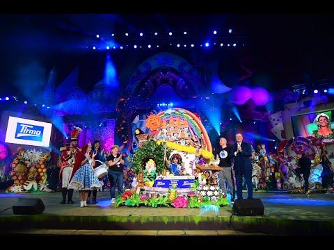Reina de la Gala Infantil del Carnaval de Las Palmas de Gran Canaria