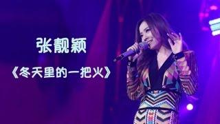 《我是歌手 3》第八期单曲纯享- 张靓颖 《冬天里的一把火》 I Am A Singer 3 EP8 Song: Jane Zhang Performance【湖南卫视官方版】