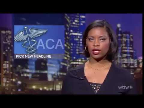 WTTW Chicago Tonight: Preckwinkle, SEIU Rally to Protect Obamacare