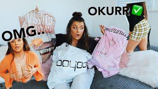 HUGE AFFORDABLE SUMMER CLOTHING HAUL! PLT, Boohoo, Missguided   | Rachel Leary