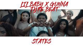 "[FREE] Lil Baby x Gunna Drip Or Drown 2 Type Beat 2019 - ""States"" Trap Guitar Type Beat"