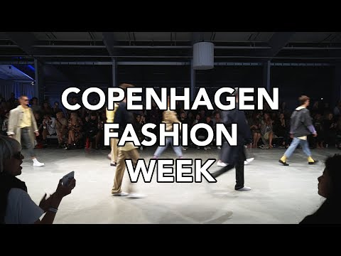 3 DAYS OF COPENHAGEN FASHION WEEK!