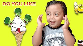 Do you like Broccoli Ice Cream song for children