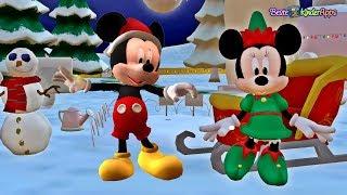 Micky Maus Wunderhaus 🎄 Weihnachten 🎄 Mal-Spiel App für Kinder
