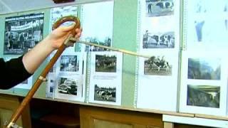 GPTV: Veehouderij tentoongesteld in kerk Boksum