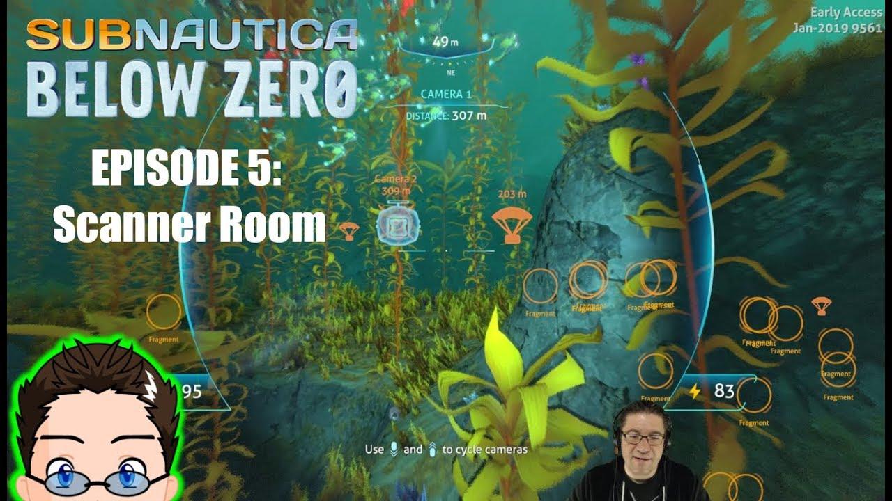 Subnautica Below Zero The Scanner Room Episode 5 Youtube Subnautica scanner room fragment location safest method! subnautica below zero the scanner room episode 5