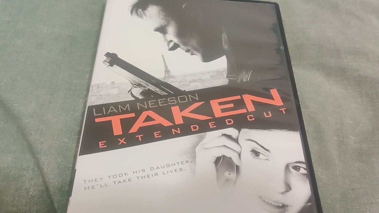 Download TAKEN EXTENDED CUT DVD Overview!
