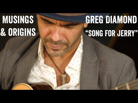 "Greg Diamond ""Song For Jerry"" Solo Acoustic"