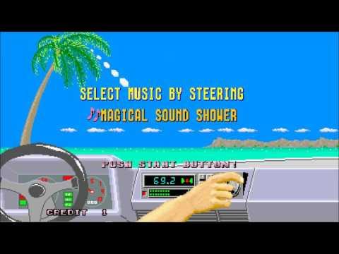 OutRun - Magical Sound Shower (MIDI cover)