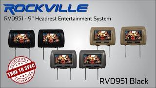 Rockville RVD951 9
