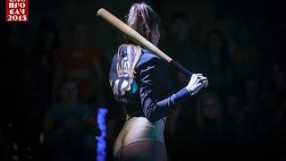 Siberian Dancehall Contest  2015 -DHQ   perfomance Maru