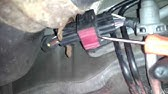 Saab 9-3 Fuel Rail Cleaning - YouTube