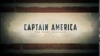 Captain America End Credits Theme