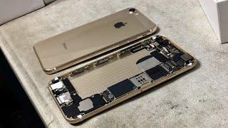 Cara Mengatasi IPhone 4s Mati Total (Berlaku Semua Tipe IPhone atau Hp Batre Tanam).