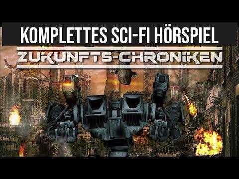 Zukunfts-Chroniken - Der letzte Widerstand (Science Fiction / Hörspiel / Hörbuch / Komplett)