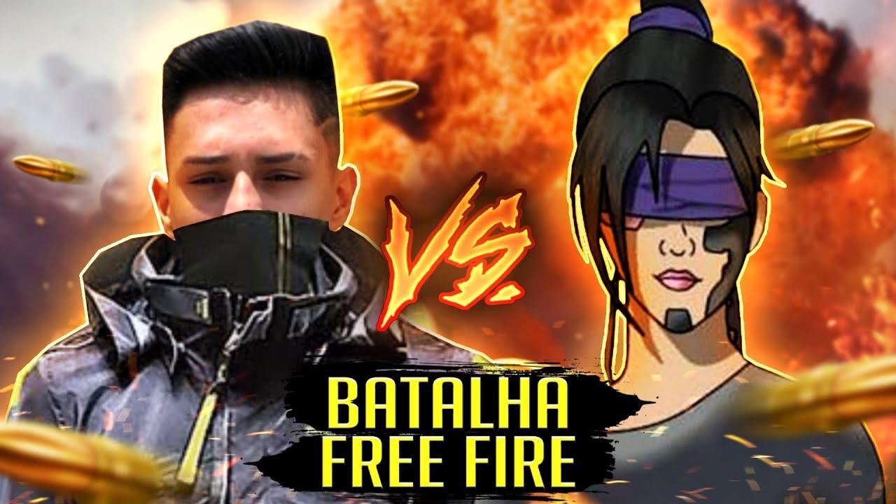 ♫ FUNK DO NOBRRU VS APELAPATO ♫ 🔥 BATALHA DE FREE FIRE (prod. 27Corazones Beats )