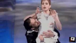 Домогаров Сюжет о спектакле '''Милый друг '' в передаче ''А любите ли вы театр ''1995 год1