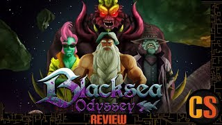 BLACK SEA ODYSSEY - PS4 REVIEW