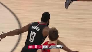 James Harden Drops 48 Points in Rockets